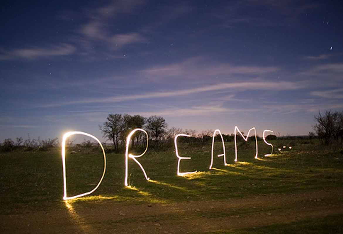 DREAMS MUST BE FUNDED